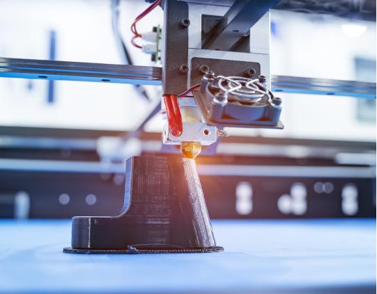 Using 3d Printing